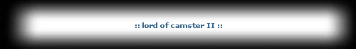 :: lord of camster II ::